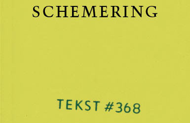 Bestel De Tekstuitgave Van Burgerlijke Schemering
